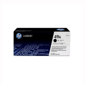 کارتریج اورجینال لیزری اچ پی HP49A مشکی