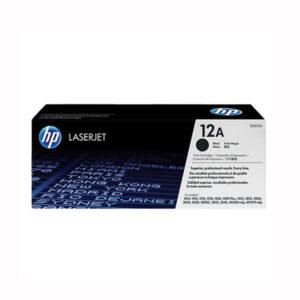 کارتریج اورجینال لیزری اچ پی HP 12A